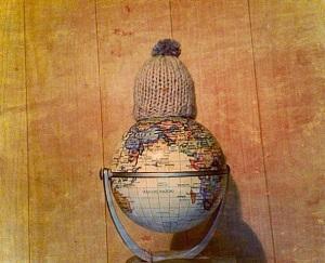 Globe-T. dans son chalet à la montagne